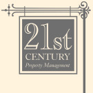 21st Century Property Management, Sudbury branch logo