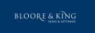 Bloore & King Estate Agents, Halesowen branch logo