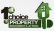 1st Choice Property Management & Lettings, Manchester logo