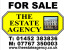 The Estate Agency, Gloucester logo