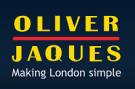 Oliver Jaques, Surrey Quays branch logo