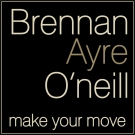 Brennan Ayre O'Neill, Prenton branch logo