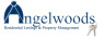 Angelwoods, Cwmbran logo