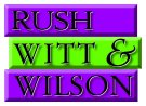 Rush Witt & Wilson, St.Leonards-on-sea branch logo