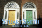 Stuart Smith Derby LTD, Derby logo