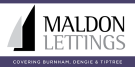 Maldon Lettings Ltd, Maldon logo