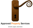 Approved Property Services, London branch logo