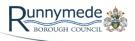 Runnymede Borough Council, Addlestone One branch logo