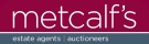 Metcalf's, Blackpool logo