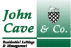 John Cave and Co, Cheltenham logo