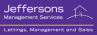 Jeffersons Management Services, London logo