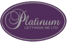 Platinum Property Services NE Ltd , Shildon  logo