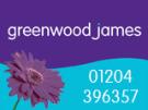 Greenwood James,   branch logo