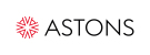 Astons, London logo