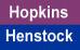 Hopkins Henstock , Manchester logo