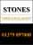 Stones Estate Agents, Botesdale logo