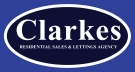 Clarkes Estate Agents, Bournemouth branch logo