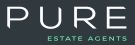 Pure Estate Agents, West End logo