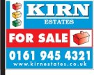 Kirn Estates, Northenden logo