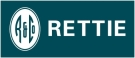 Rettie & Co , Glasgow West End branch logo
