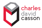 Charles David Casson, Stansted logo