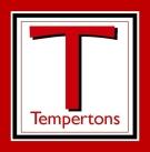 Tempertons, Telford logo