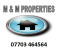 M & M Properties, Diseworth logo