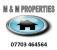 M & M Properties, Diseworth logo
