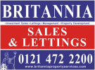 Britannia Property Services, Selly Oak logo