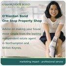 O'Riordan Bond, Olney logo
