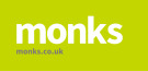 Monks Chartered Surveyors, Wem logo