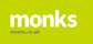 Monks Estate & Letting Agents, Wem logo