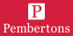 Pembertons, Maida Vale logo
