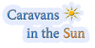 Caravans in the Sun, Staffordshire logo