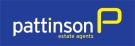 Pattinson Estate Agents, Blyth logo