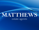 Matthews Estate Agents, Cyncoed logo
