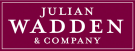 Julian Wadden & Co, Heaton Moor branch logo
