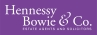 Hennessy Bowie & Co, Lenzie logo