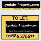 Lyndale Property Management, Merthyr Tydfil branch logo