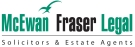 McEwan Fraser Legal, Dunfermline branch logo