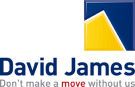 David James Estate Agents, Mapperley branch logo