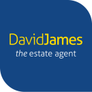 David James Estate Agents, Carlton logo