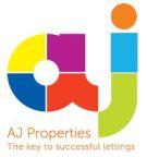 AJ Properties, Rochdale logo