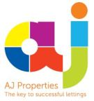 AJ Properties, Rochdale branch logo