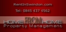 Home From Home, Swindon branch logo