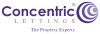 Concentric Lettings, Stafford  logo