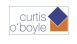 Curtis O'Boyle, Maldon logo