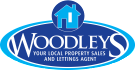 Woodleys Estate Agents, Reading logo