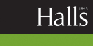 Halls Estate Agents , Bishops Castle logo