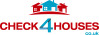 Check 4 Houses, Hants/Surrey/Berks logo